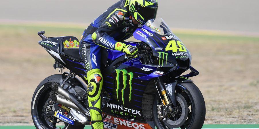Valentino Rossi Mengaku Senang Presiden Yamaha Mengundurkan Diri, tetapi...