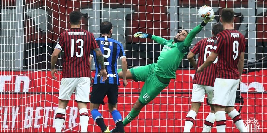 Chelsea Tawarkan Kepa Arrizabalaga ke AC Milan Demi Dapatkan Gianluigi Donnarumma