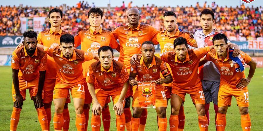 Liga Thailand 2019 Terbaru, Yanto Basna Rasakan Drama Lima Gol