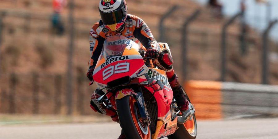 Jorge Lorenzo Diminta Honda Bantu Marc Marquez demi Triple Crown