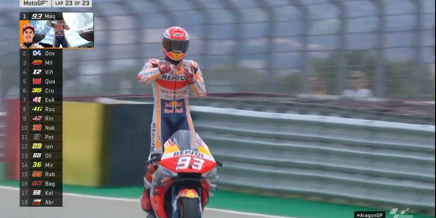 Hasil MotoGP Aragon dan Jadwal MotoGP Thailand 2019