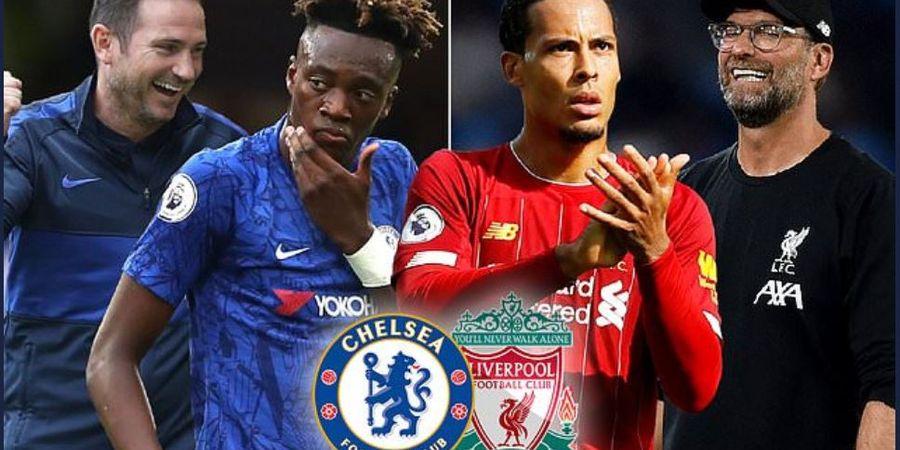 Chelsea Vs Liverpool - Prakiraan Starter, Statistik dan Bursa Prediksi
