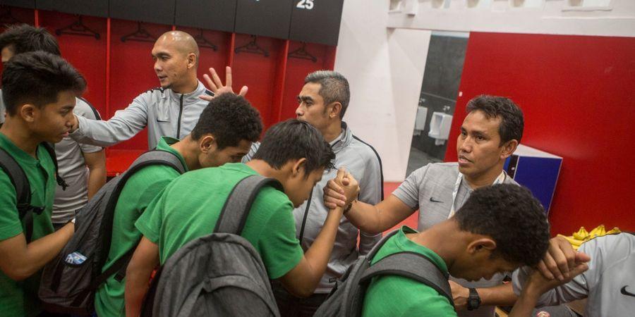 Bima Sakti Panggil 22 Pemain Timnas U-16 Indonesia untuk TC di Yogyakarta