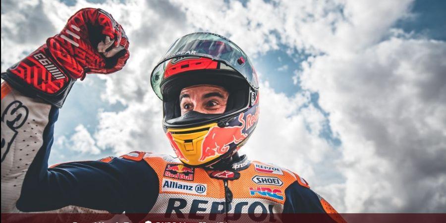Marc Marquez dan Motor Repsol Honda adalah Kombinasi yang Sempurna