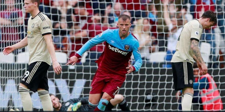 Kalah dari West Ham, Man United Disarankan Langsung Beli 5 Pemain Baru