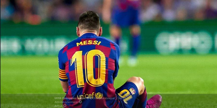 VIDEO - Bukti Konkret Ketergantungan Barcelona Terhadap Messi!