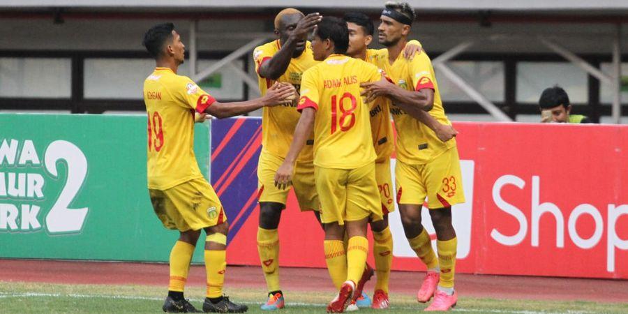 Bhayangkara FC Tak Mendapat Jatah Libur Setelah Dikalahkan PSS Sleman