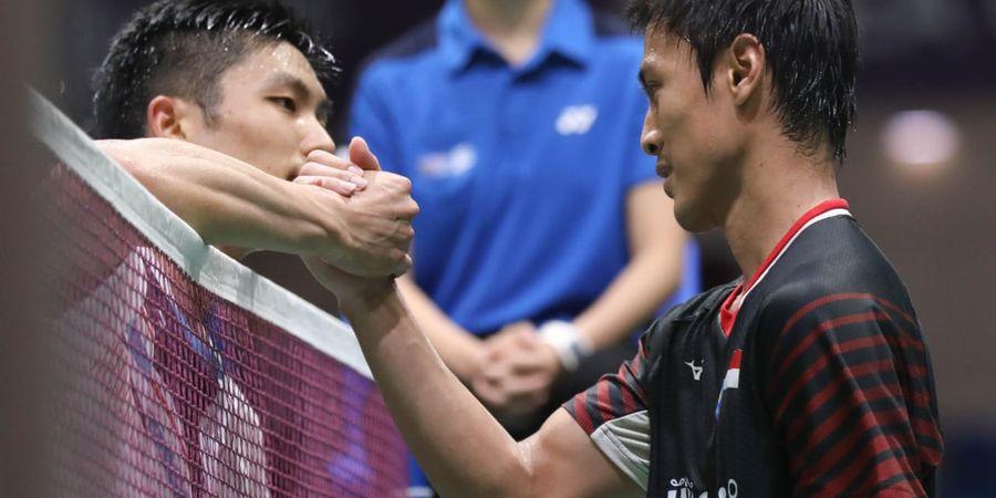 Korea Open 2019 - Tersisih, Shesar Akui Kematangan Chou Tien Chen