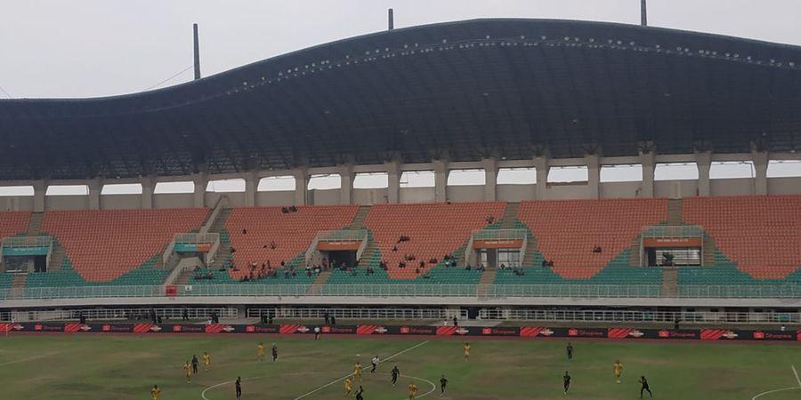 Semen Padang Buat Tira Persikabo Kembali Gagal Petik Kemenangan