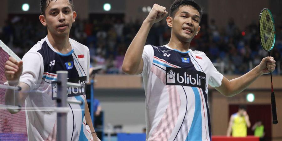 Korea Open 2019 - Fajar/Rian Kembali ke Final setelah Absen 6 Bulan