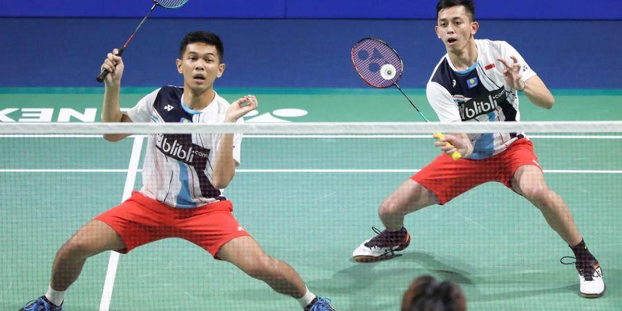 Jadwal Final Korea Open 2019 - Fajar/Rian Jadi Harapan Indonesia Rebut Gelar