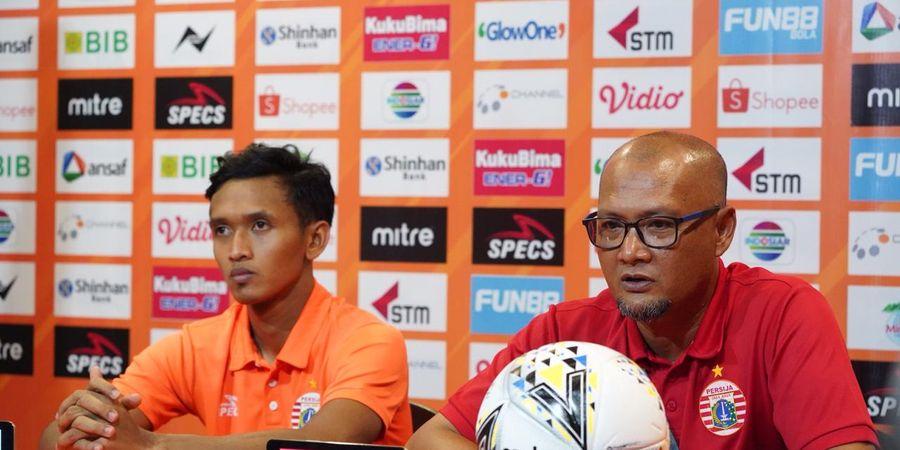 Persija Kalah dari Borneo FC, Ini Kata Sang Caretaker Pelatih