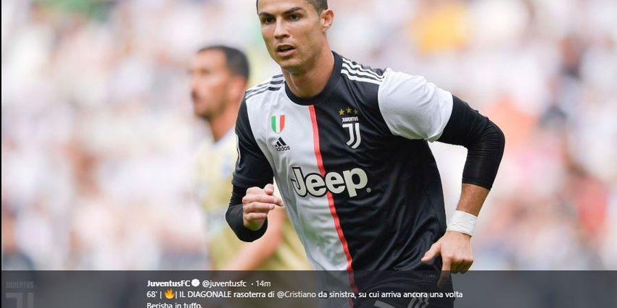 Bidik Korban Ke-33, Cristiano Ronaldo Bisa Samai Raul Dini Hari Nanti