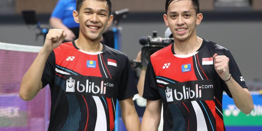 Rekap Hasil Indonesia Masters 2019 - Fajar/Rian dan 32 Wakil Indonesia Lolos ke 16 Besar
