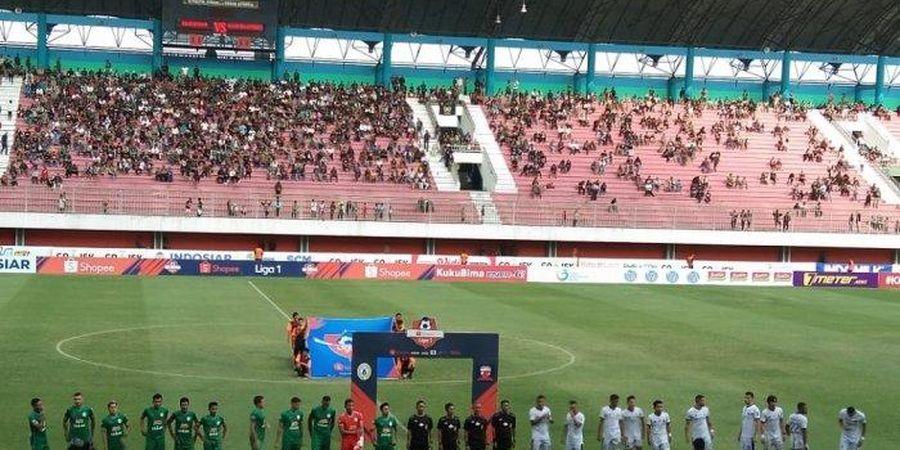 4 Gol Tercipta, PSS Sleman dan Madura United Harus Berbagi Angka