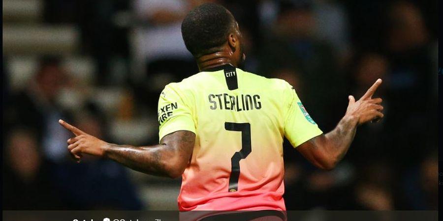 Membedah 100 Gol Raheem Sterling untuk Manchester City dan Liverpool