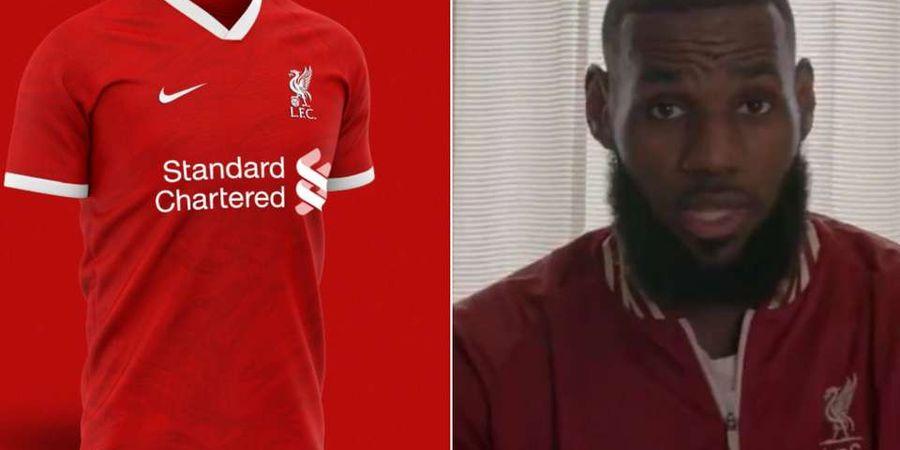 Drake dan Serena Williams akan Mempromosikan Jersey Baru Liverpool