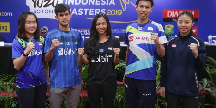 Indonesia Masters 2019 - Della Ingin Jaga Semangat Juara Vietnam Open
