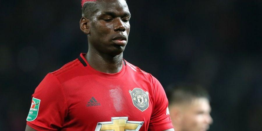 Pogba Mantapkan Hati Hengkang dari Man United Musim Panas Tahun Depan