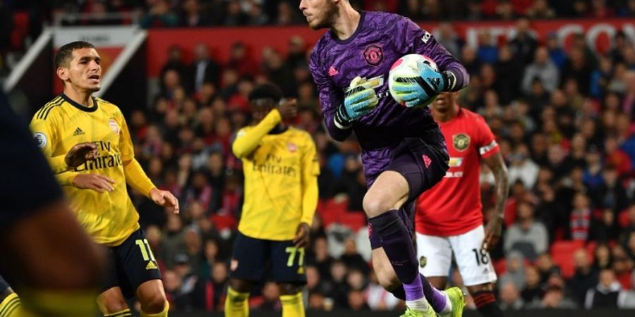 Man United Terancam Tanpa Kiper Utama, Liverpool Justru Sebaliknya