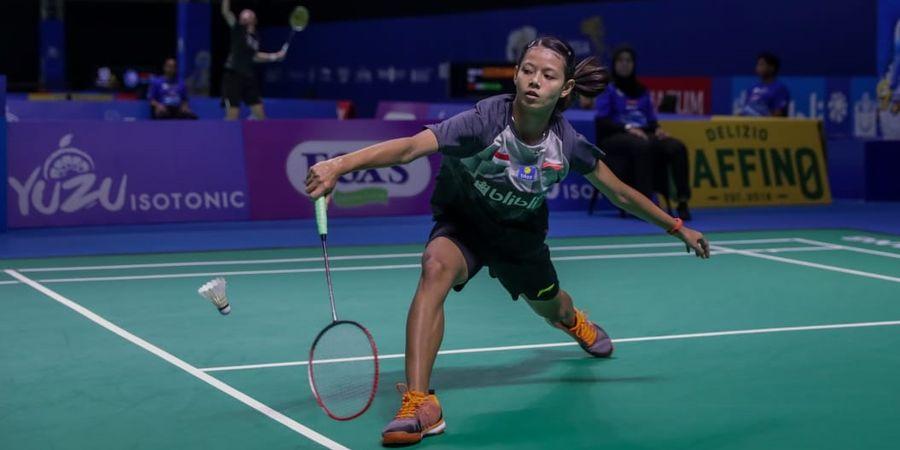 Indonesia Masters 2019 - Kalah Siap, Alifia Tersingkir di Kualifikasi