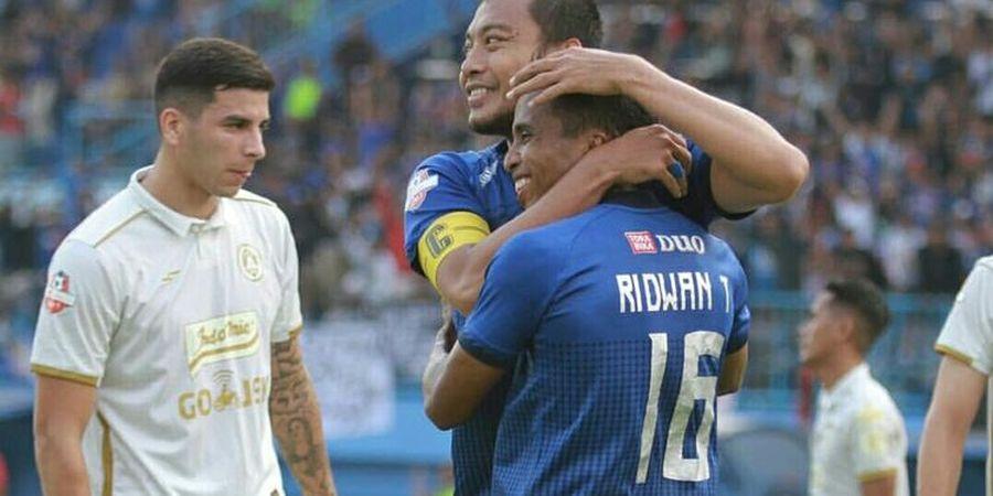 Gelandang Arema Beberkan Resep Performa Menawannya di Liga 1 2019