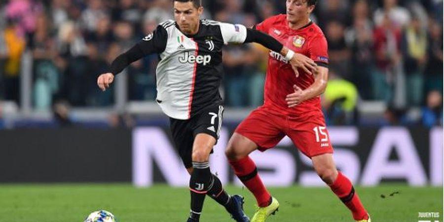 Tepis Rumor Konflik, Cristiano Berikan Gestur Positif untuk Dybala Lagi