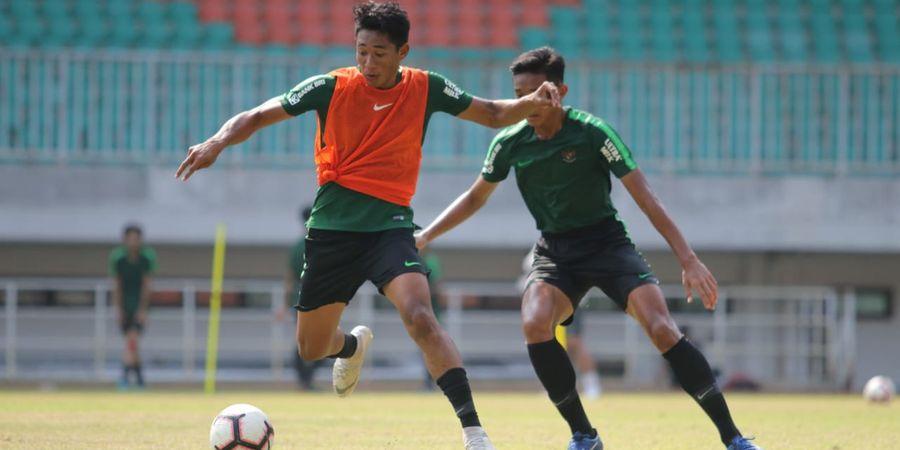 Kata Serdy Ephyfano Setelah Resmi Masuk ke Skuat Timnas U-19 Indonesia