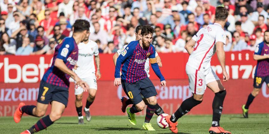 Barcelona Lewati Rekor Tak Terkalahkan Real Madrid di Kompetisi Eropa