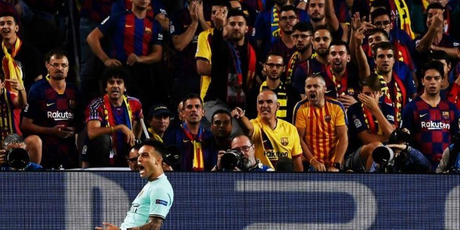 Nyaris Setengah Abad, Inter Bisa Cetak Gol Pertama di Camp Nou