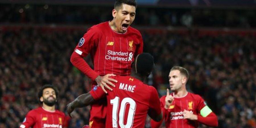 Hal-hal yang Sering Dilupakan dari Roberto Firmino di Liverpool