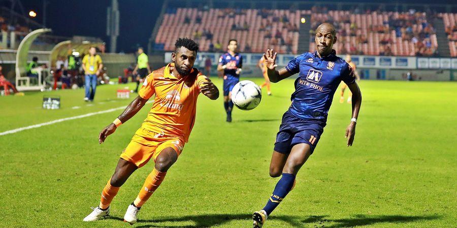 VIDEO – Gol Yanto Basna yang Selamatkan Timnya di Liga Thailand 2019