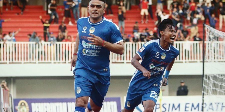 Kalah Lagi, Peluang PSIM Lolos 8 Besar Liga 2 2019 Kian Menipis