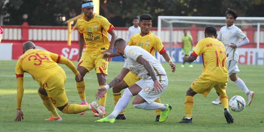 Pelatih Bhayangkara FC Akan Evaluiasi Satu Hal Usai Kalah dari PSS