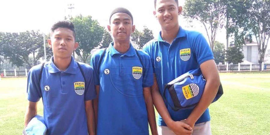 Bukan Anak Emas Persib, Trio Alumni Garuda Select Mendapat Satu Pesan Penting