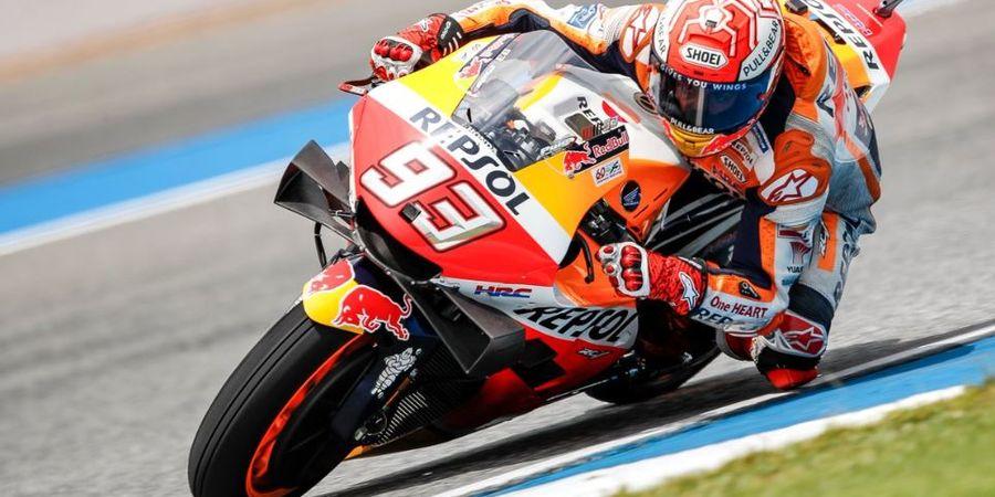 Tampil Cemerlang, Marc Marquez Bakal Perpanjang Kontrak dengan Honda