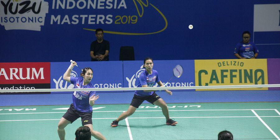 Hasil Indonesia Masters 2019 - Fadia/Ribka ke Final, Indonesia Pastikan 1 Gelar