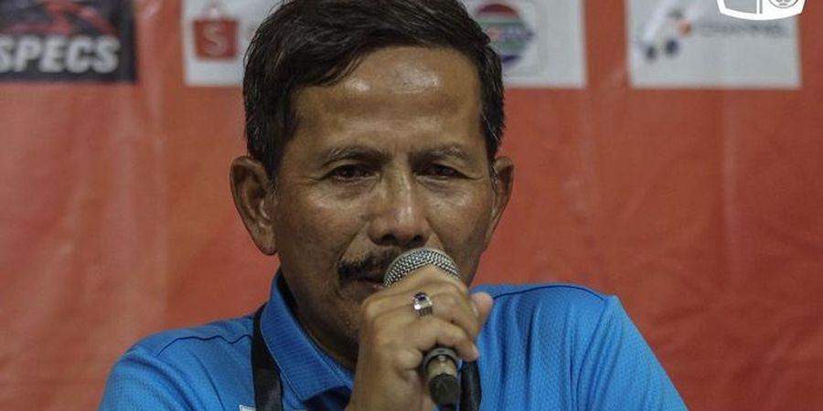Asa Djadjang Nurdjaman Jelang Laga Barito Putera Vs Borneo FC