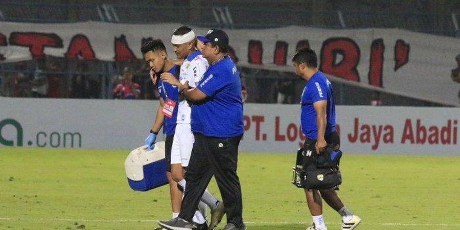 Dokter Tim Persib Bandung Ungkap Kondisi Terkini Omid Nazari