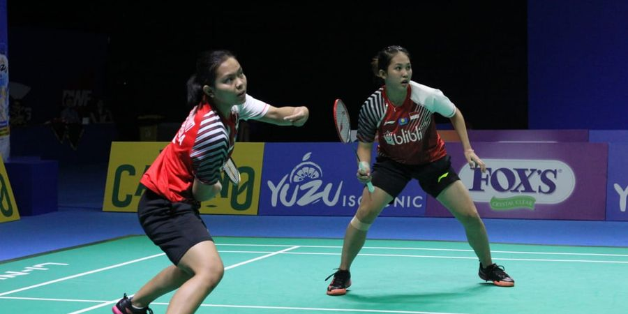 Rekap Hasil Final Indonesia Masters 2019 - China Juara Umum, Indonesia Rebut 1 Gelar