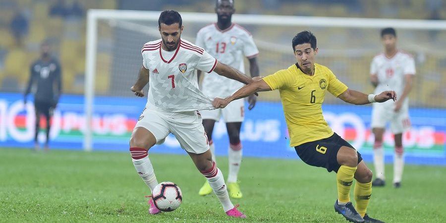 Mencetak Hat-trick ke Gawang  Timnas Indonesia adalah Kebanggaan bagi Ali Mabkhout