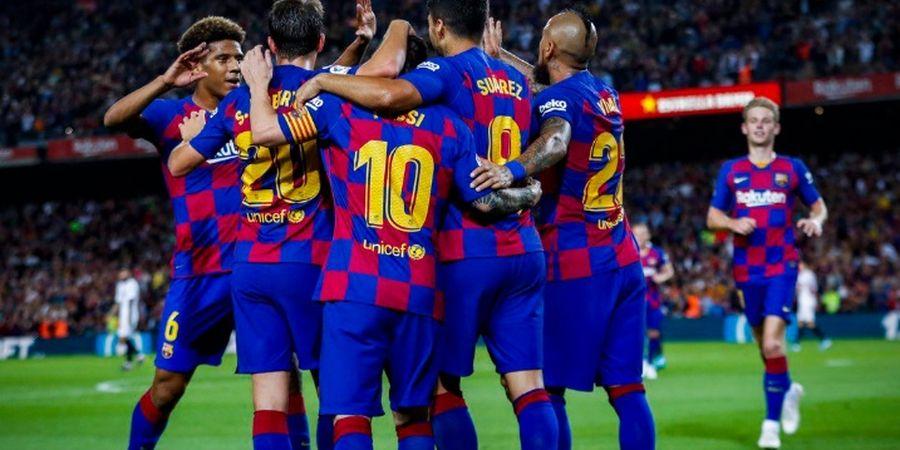 Jumlah Gol Barcelona Era Valverde Setara Setengah Total Gol Messi di Klub