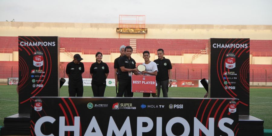 Asa Pemain Muda Milik Persib Bandung U-19 untuk Tembus Tim Senior