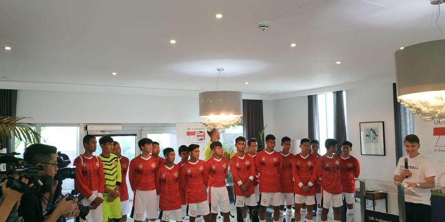Enam Pemain Muda Indonesia Dilirik Klub Eropa
