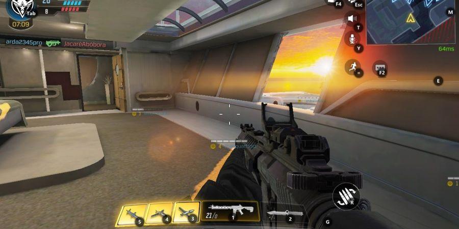 Call of Duty Mobile Bertengger Di Peringkat 1 Google Play dan App Store