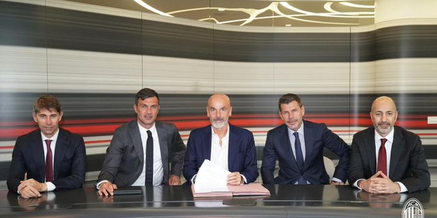 Sah, AC Milan-nya Stefano Pioli Lebih Galak daripada AC Milan-nya Marco Giampaolo