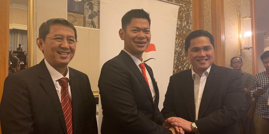 Strategi Ketua KOI Baru Bawa Indonesia Jadi Tuan Rumah Olimpiade 2032