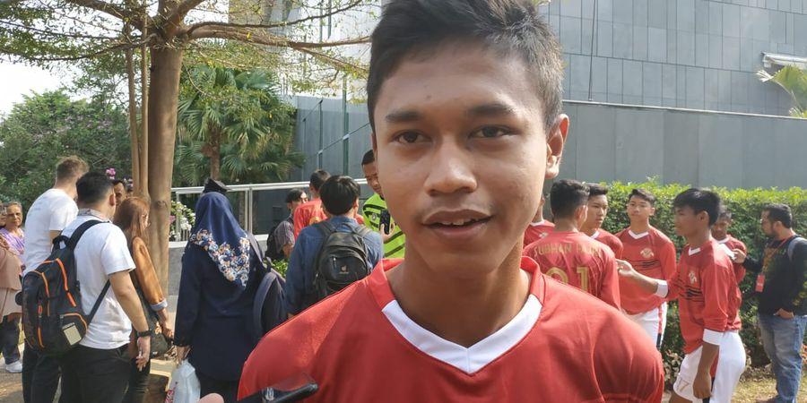 Pulang ke Indonesia, Penyerang Garuda Select Menyimpan Rindu terhadap Persija