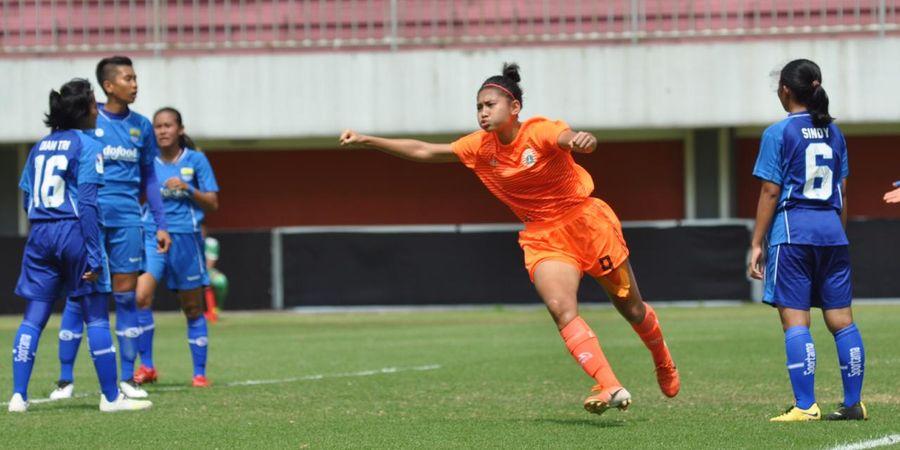 Jadwal Liga 1 Putri 2019, Persija Vs Persib di Stadion Pakansari