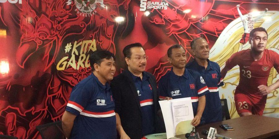 Komite Pemilihan Beberkan Alasan Tidak Loloskan Pendaftar Exco PSSI